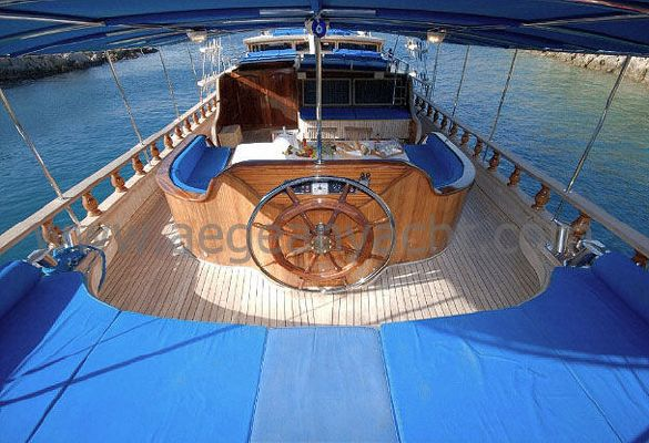 Fethiye TRANSOM STERN GULET 2003 Ketch Boats for Sale