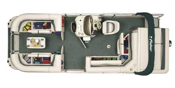 Fisher Freedom 240 DLX 2003 All Boats