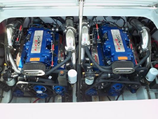 Formula 382 FASTech Low Hours 2003 Motor Boats
