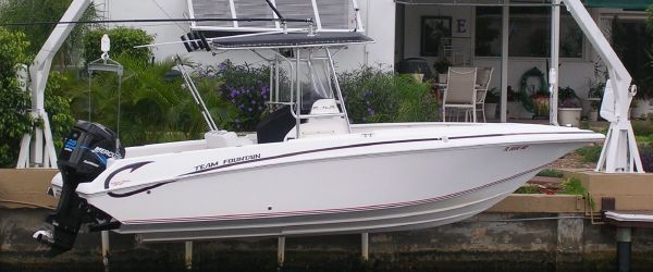 Fountain 23 Center Console 2003 Fountain Boats for Sale