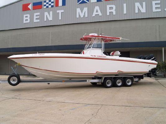 Fountain 34 Sportfish CC Open Bow 2003 Fountain Boats for Sale Sportfishing Boats for Sale