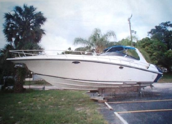 Fountain 38 Express Cruiser 2003 Fountain Boats for Sale