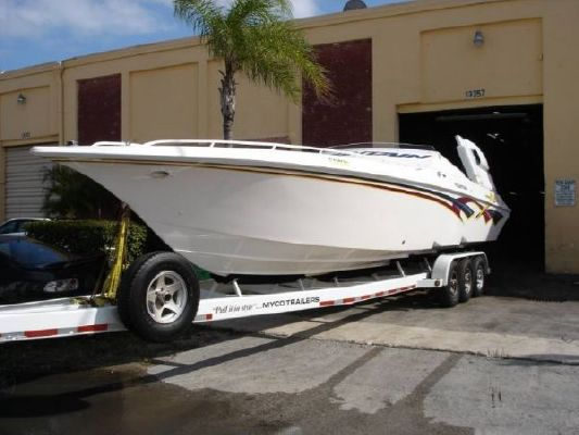 Fountain 38 Lightning 2003 Fountain Boats for Sale