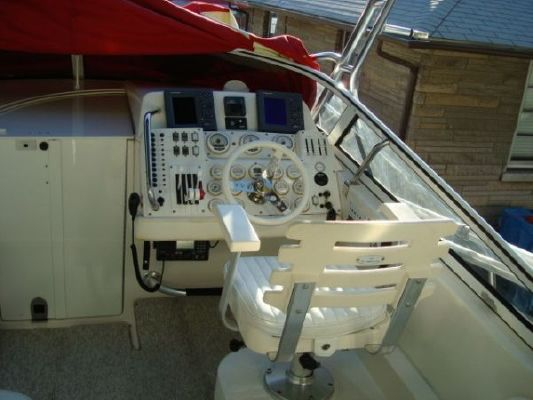 2003 Fountain Sportfish Cruiser Jfr Boats Yachts For Sale