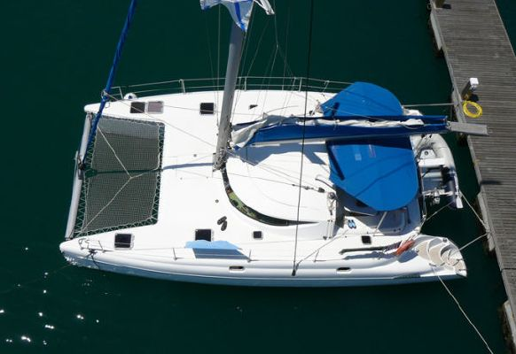 Fountaine Pajot Athena 38 2003 Fountain Boats for Sale