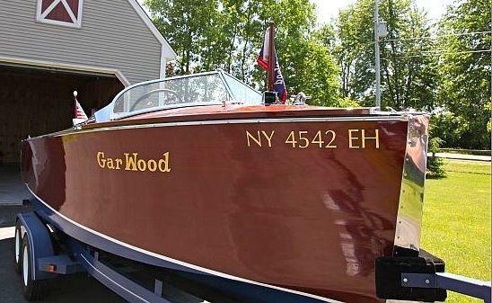 GARWOOD Custom Deluxe Utility 2003 All Boats