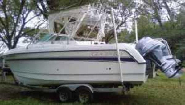 Glacier Bay 2260 Canyon Runner 2003 Glacier Boats for Sale