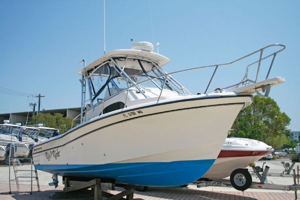 2003 Grady White 282 Sailfish WA - Boats Yachts for sale