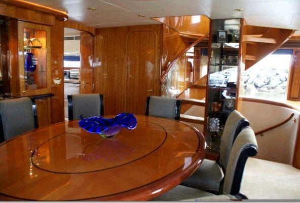 HARGRAVE Capri Sky Lounge 2003 All Boats