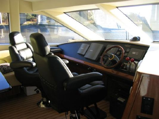 Boats for Sale & Yachts Hatteras 6300 RPH 2003 Hatteras Boats for Sale