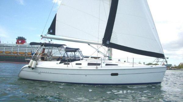 Hunter 356 2003 All Boats