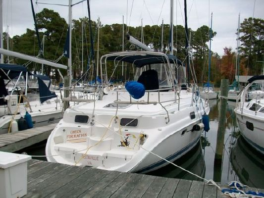 Boats for Sale & Yachts Hunter 456 2003 All Boats