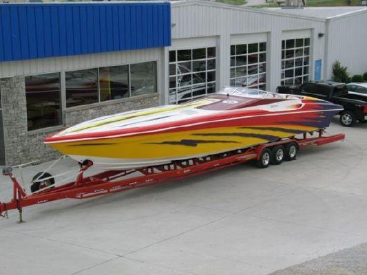 Hustler 50 2003 All Boats