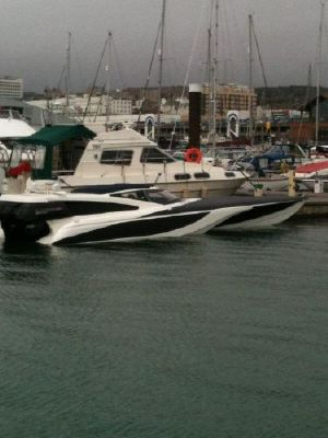 Boats for Sale & Yachts Ice Marine Bladerunner 34 Sport 2003