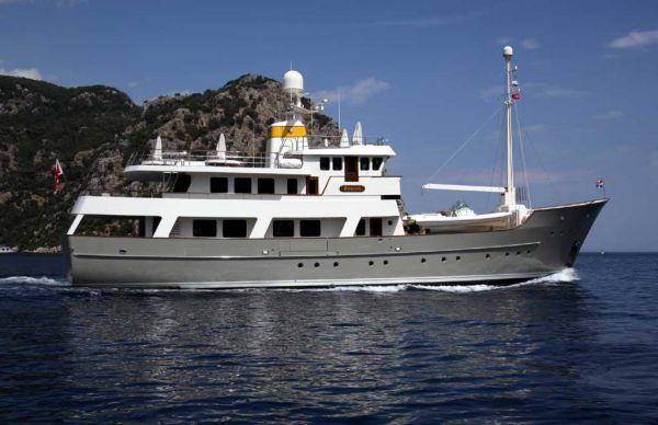 JFA Shipyard Expedition Yacht 2003 All Boats