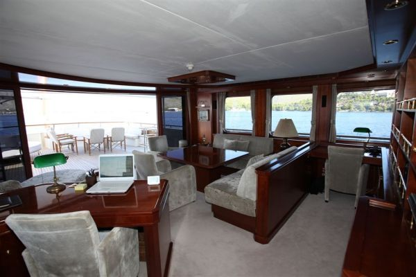 JFA Shipyard Expedition Yacht 2003 All Boats