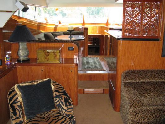 Boats for Sale & Yachts Johnson Enclosed Flybridge 2003 Flybridge Boats for Sale