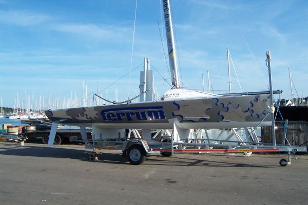 Jps Production Open 7.50 2003 All Boats
