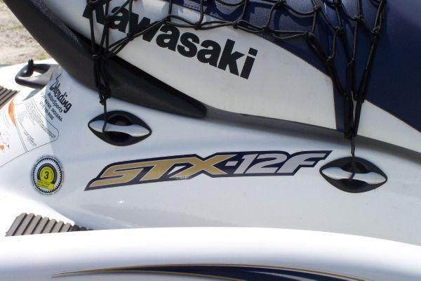 Kawasaki STX 12 2003 All Boats