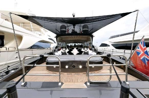 Leopard 27m 2003 All Boats