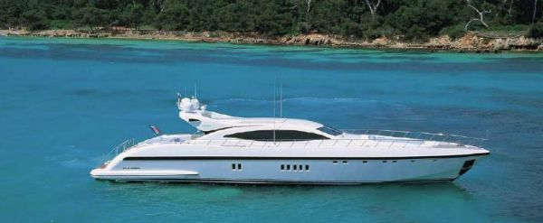 Boats for Sale & Yachts Mangusta 108 Hard Top 2003 All Boats