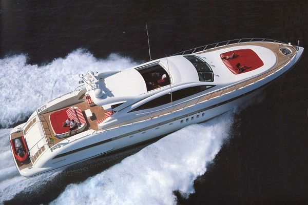 Boats for Sale & Yachts Mangusta 92 2003 All Boats