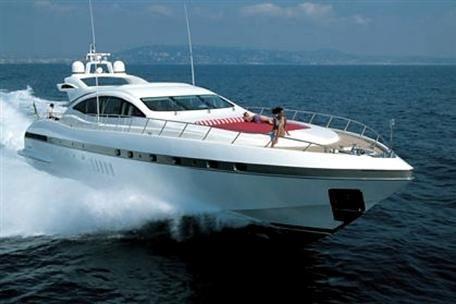 Mangusta 92 2003 All Boats