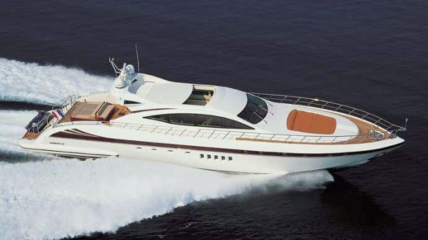 Boats for Sale & Yachts Mangusta MANGUSTA 92 2003 All Boats