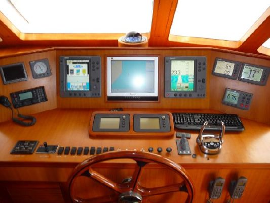 Marlow Explorer 72C 2003 Motor Boats