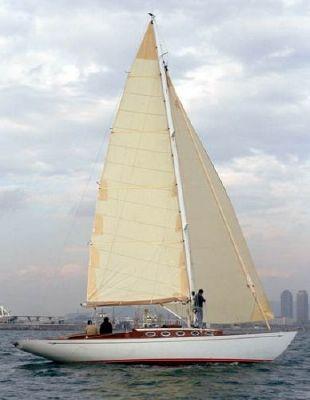 Med 46 Modern Classic Sloop 2003 Sloop Boats For Sale
