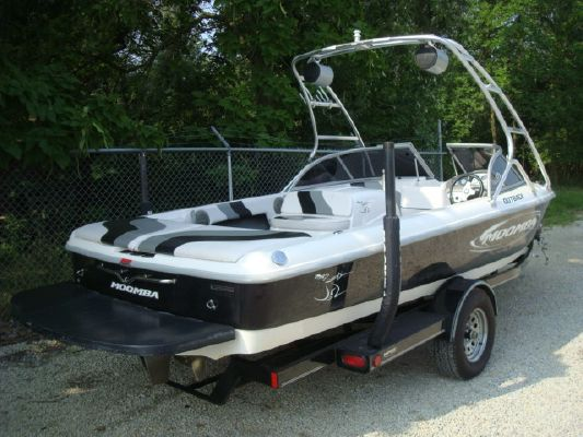 Moomba Outback LS 2003 Moomba Boats for Sale
