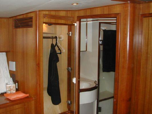 Ocean Alexander Sports Sedan 2003 Motor Boats Ocean Alexander Boats