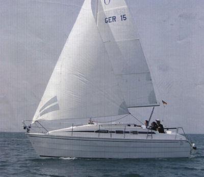 Odin Yachten ODIN 820 2003 Sailboats for Sale