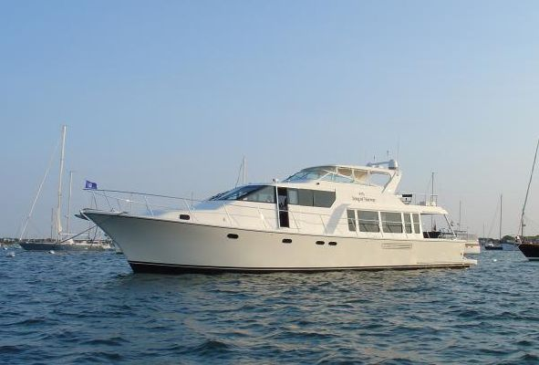 Pacific Mariner Raised Pilothouse Motoryacht 2003 Pilothouse Boats for Sale
