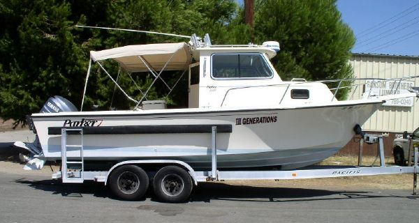 2003 Parker 2320 Sport Cuddy - Boats Yachts for sale