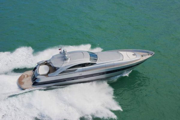 Pershing 2003 All Boats
