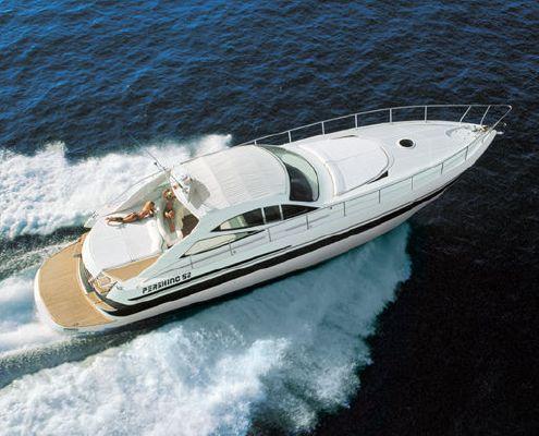 Pershing 52 2003 All Boats