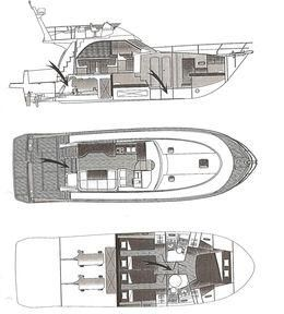 Power Antares 13.8 2003 Beneteau Boats for Sale