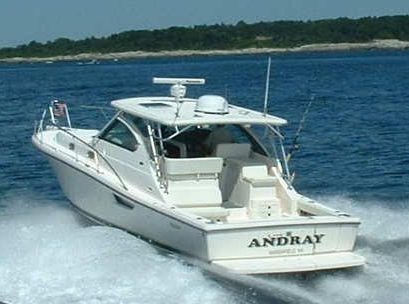Pursuit 38 Express 2003 All Boats