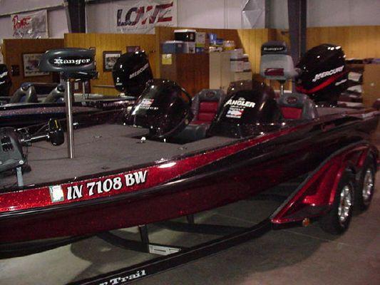 Ranger 520VX 2003 Ranger Boats for Sale