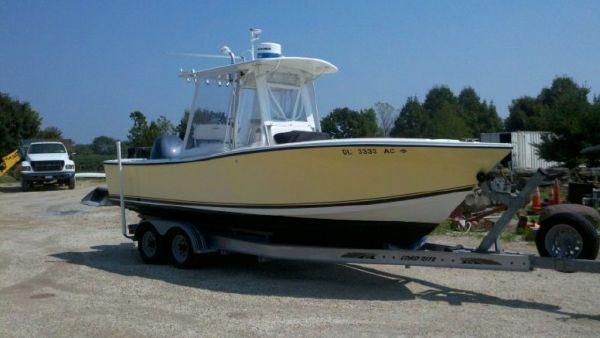 Regulator 23 Classic (2009 4 Stroke! 50 Hours! Warranty!) 2003 Regulator Boats for Sale