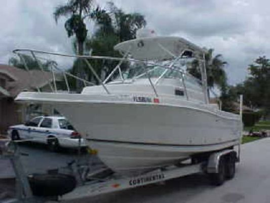 Sea Hunt Escape 250 >> 2003 Robalo R235 - Boats Yachts for sale