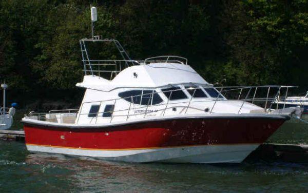 Safehaven Marine Interceptor 2003 All Boats