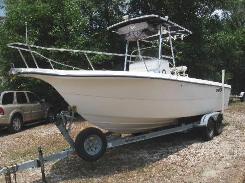 Sea Fox 237 Center Console 2003 All Boats