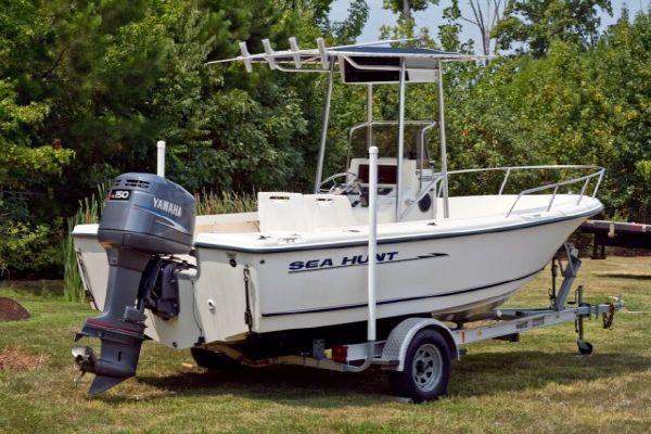 2003 Sea Hunt Triton 200 Center Console Boats Yachts For