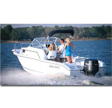 Boats for Sale & Yachts Sea Pro 206 Walkaround 2003 All Boats Walkarounds Boats for Sale