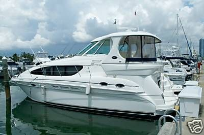2003 Sea Ray 390 Motor Yacht Boats Yachts For Sale