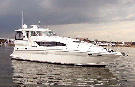 Sea Ray 480 Motor Yacht 2003 Sea Ray Boats for Sale