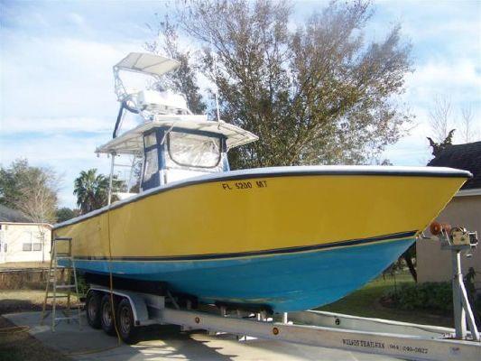 Sea Vee 34 Center Console (2005 Yanmar Diesels) 2003 All Boats
