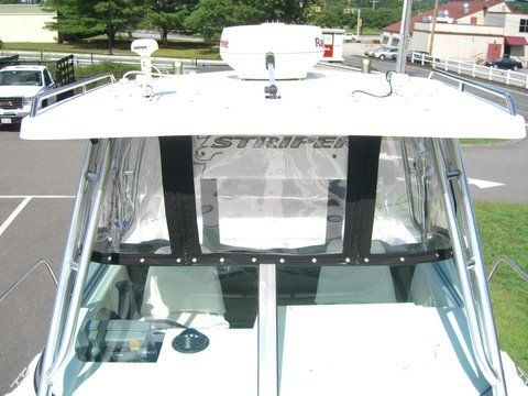 Seaswirl 2601 Striper 2003 Seaswirl Striper for Sale